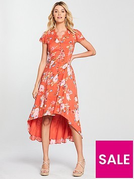v-by-very-button-up-maxi-dress-red