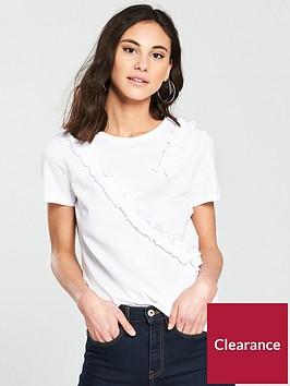 v-by-very-frill-trim-t-shirt-white