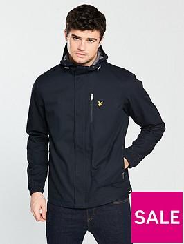 lyle-scott-lyle-amp-scott-hooded-curved-hem-jacket