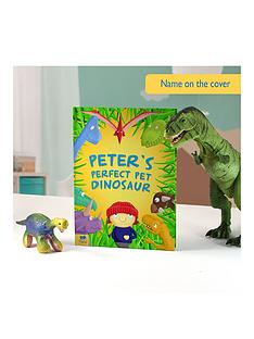 personalised-pet-dinosaur-book-hardback
