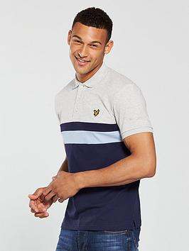 lyle-scott-lyle-amp-scott-yoke-stripe-polo-shirt