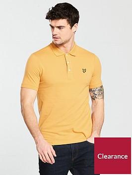 lyle-scott-lyle-amp-scott-plain-polo-shirt