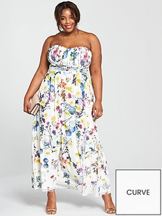 little-mistress-bandeau-printed-maxi-dress