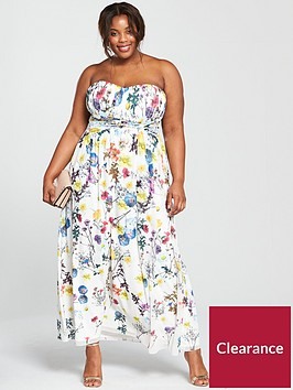 little-mistress-bandeau-printed-maxi-dress