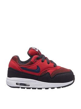 nike-infant-air-max-1-blackrednbsp