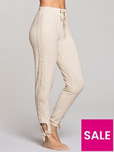 michelle-keegan-lace-crochet-trim-pant