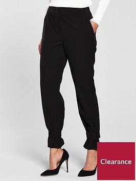 v-by-very-cuffed-hem-trouser-blacknbsp