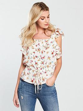 v-by-very-ditsy-print-gypsy-top-floral