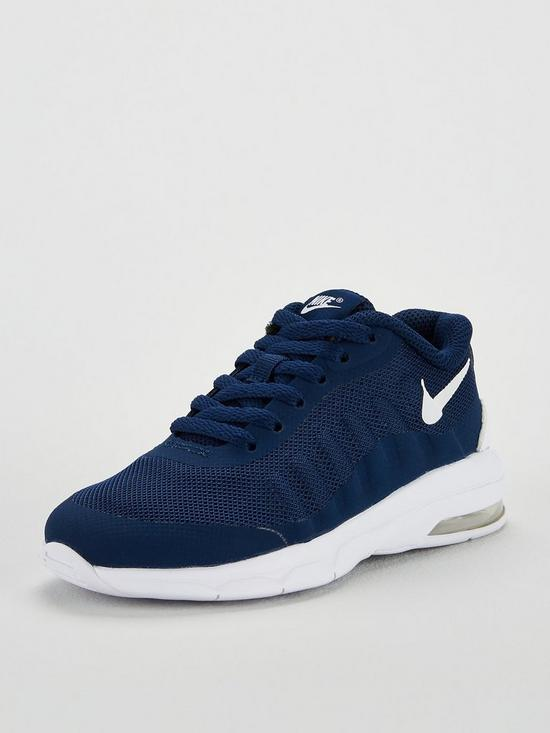 81641403f7 Nike Air Max Invigor Childrens Trainers - Navy | very.co.uk