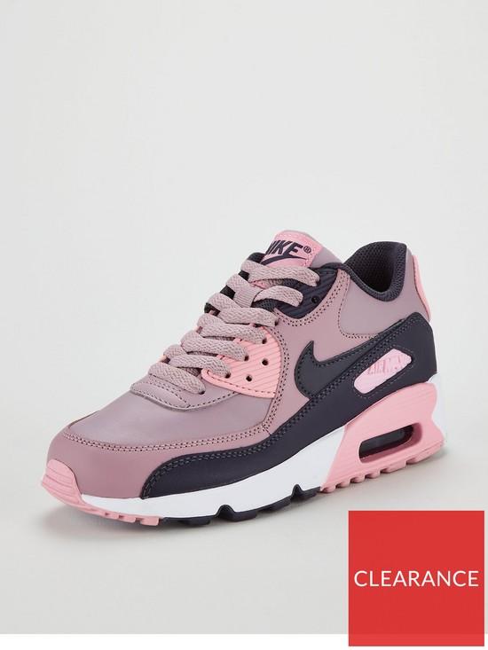 design de qualité 02f24 78154 nike air max 90 pink junior