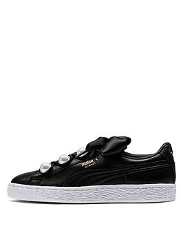 Puma Basket Bling - Black