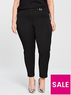 a897be401716f V by Very Curve THE CIGARETTE TROUSER