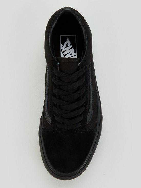 c41b4a5194ed ... Vans Old Skool Platform - Black. 2 people are looking at this right now.