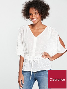 v-by-very-embellished-angel-sleeve-top-whitenbsp