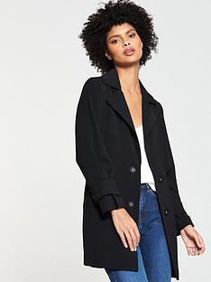v-by-very-button-cuff-soft-jacket-black