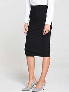 v-by-very-the-ponte-skirt-black