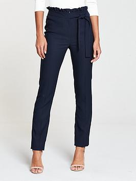 v-by-very-tapered-leg-fashion-trouser-navy
