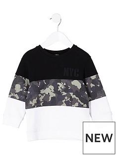river-island-mini-boys-lsquonycrsquo-black-camo-block-sweatshirt