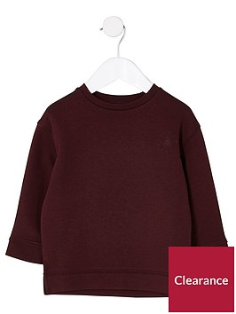 river-island-mini-boys-burgundy-chest-print-sweatshir