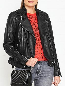 gestuz-electra-leather-biker-jacket-black