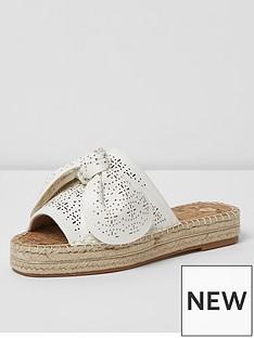 river-island-river-island-bow-lasercut-espadrille-sandals--white