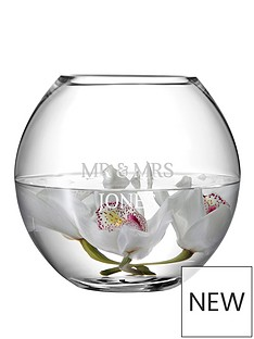 personalised-mother039s-day-round-flowers-vase-any-message