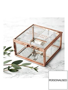 personalised-rose-gold-glass-trinket-box