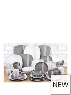 waterside-32pc-mimi-grey-amp-white-square-dinner-set