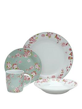 waterside-32-piece-jade-blossom-dinner-set