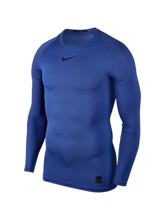 2468a364a93d Nike Pro Long Sleeve Training Top