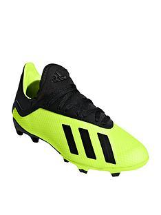 adidas-junior-x-183-firm-ground-football-boots-yellow