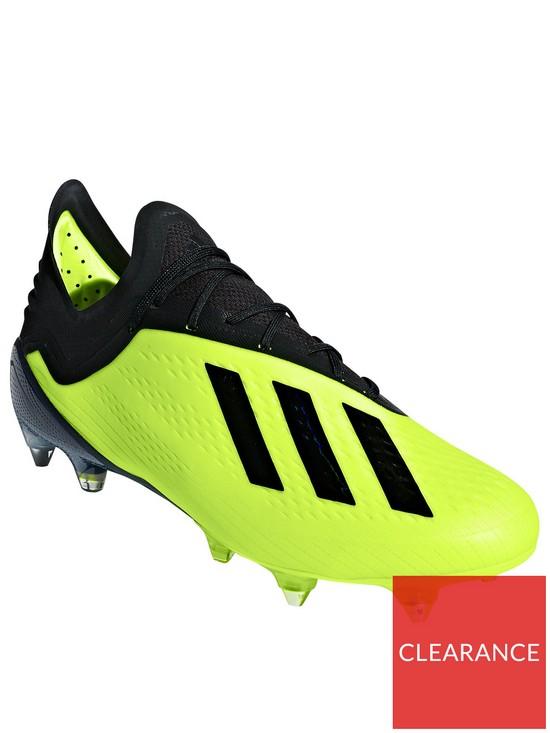 official photos 7ea83 b9f57 adidas X 18.1 Soft Ground Football Boots