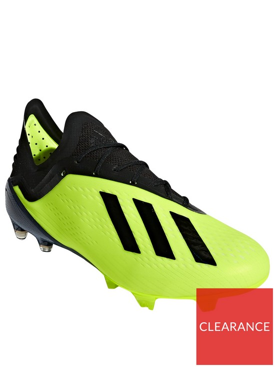 a317d046df42 adidas X 18.1 Firm Ground Football Boots
