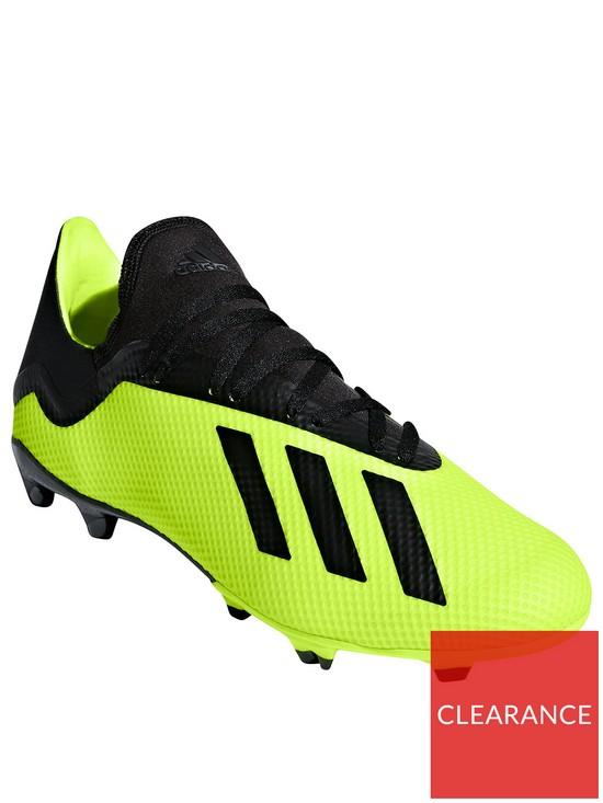 best service edf34 7c776 adidas X 18.3 Firm Ground Football Boots