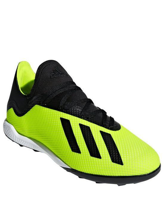 244ba78e6a2e adidas X 18.3 Astro Turf Football Boots