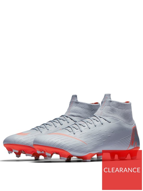 6448bc9b5260f7 Nike Mercurial Superfly VI Pro Firm Ground Football Boots
