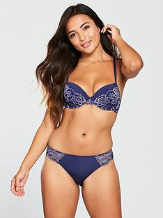 dorina-claire-two-tone-t-shirt-bra-navy