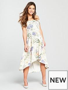 v-by-very-petite-bardot-scuba-prom-dress-printnbsp