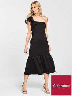 v-by-very-frill-shoulder-dress