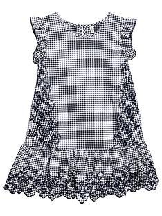 mini-v-by-very-girls-embroidered-gingham-dress-black