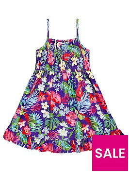 mini-v-by-very-girls-sundress-tropical-print