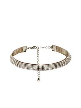 v-by-very-adele-rhinestone-adjustable-choker-silvernbsp