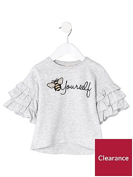 river-island-mini-girls-grey-bee-embroidered-t-shirt