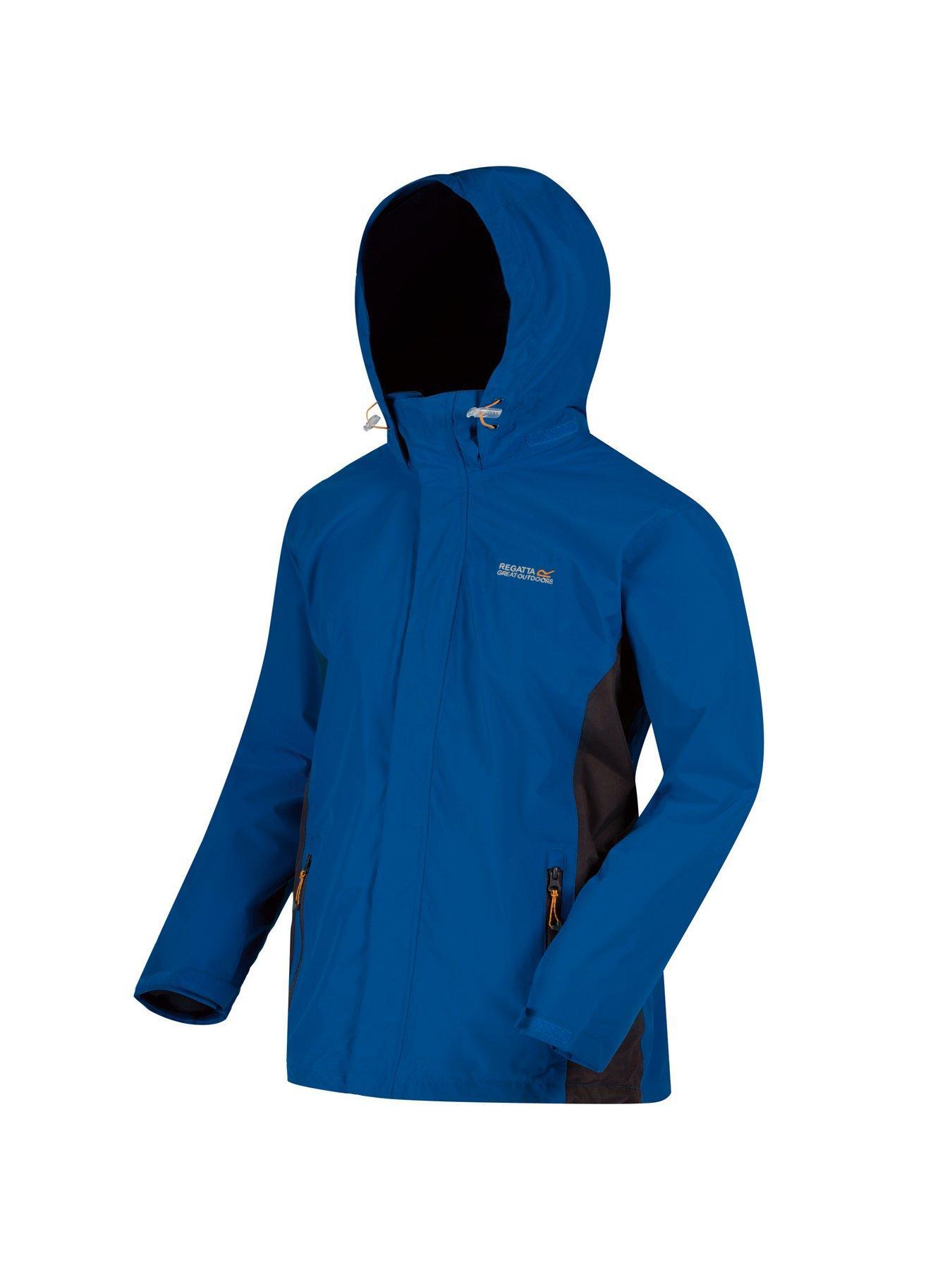 Regatta Mens Matt Waterproof Durable Hydrafort Jacket 53/% OFF RRP