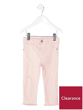 river-island-mini-girls-pink-molly-jeggings