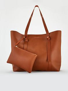 v-by-very-bridget-soft-tie-detail-shopper-tannbsp
