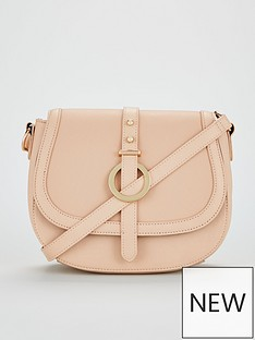 v-by-very-paige-saddle-bag-blush