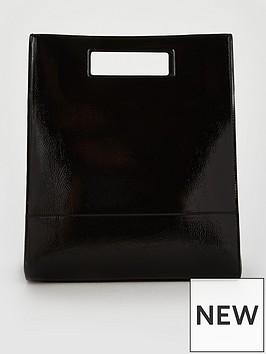 v-by-very-juliette-cut-out-handle-shopper-bag-black