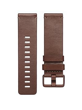 fitbit-fitbit-versa-leather-band-cognaclarge-fitness-tracker-not-inc