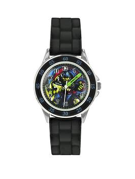 avengers-age-of-ultron-avengers-the-hulk-printed-dial-black-silicone-strap-kids-watch
